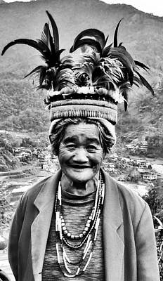 Photograph - Ifugao by Norchel Maye Camacho