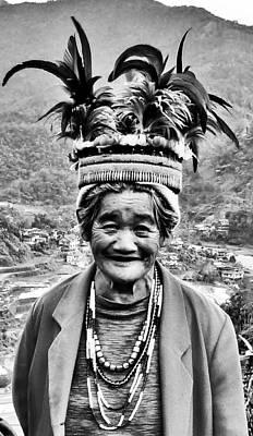 Photograph - Ifugao by Norchel Maye Camacho