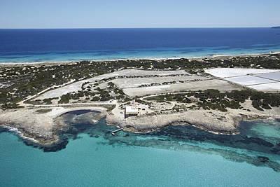 Illetes Beach, Formentera Print by Xavier Durán