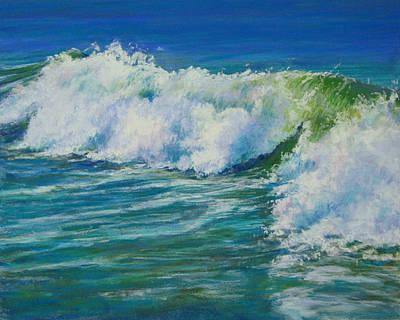 Painting - Incoming by Marsha Savage
