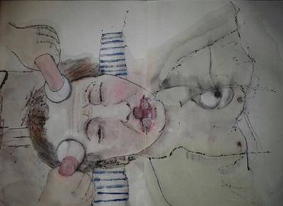 Mental Painting - Inside Mental Illness Album by Debbi Saccomanno Chan