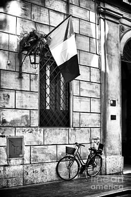 Italy Art Print by John Rizzuto