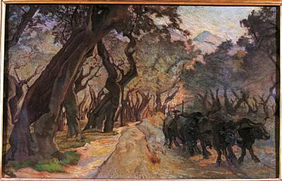 Italy, Lazio, Rome, National Gallery Art Print by Everett