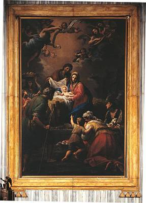 Italy, Lazio, Rome, Santa Maria Print by Everett