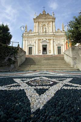 Star Of David Photograph - Italy, Santa Margherita Ligure by Jaynes Gallery