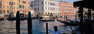 Italy, Venice Art Print by Panoramic Images