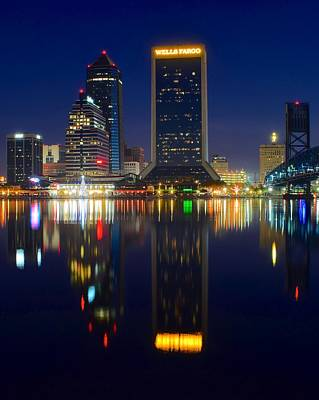 Jacksonville Eight By Ten Art Print