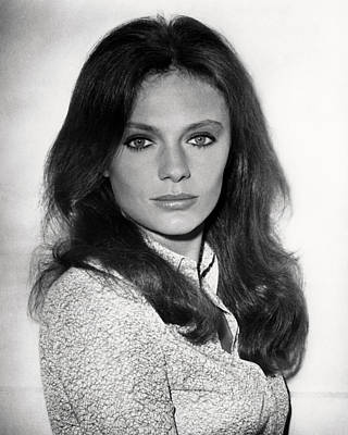 Jacqueline Bisset Art Print by Silver Screen