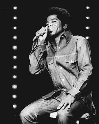 James Brown Art Print by Retro Images Archive