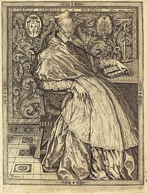 Jean De Gourmont I French, Active 1506-1551 Art Print