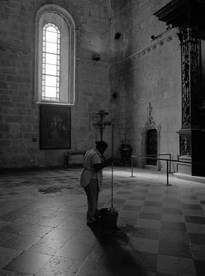 Photograph - Jeronimos Monastary by Luis Esteves