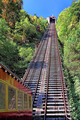 Photograph - Johnstown Incline by John Waclo
