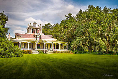 Joseph Jefferson Mansion Original by Sheldon Anderson