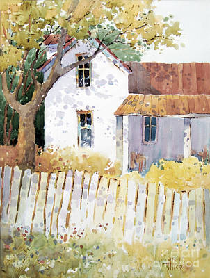 Painting - Kansas Charm by Joyce Hicks