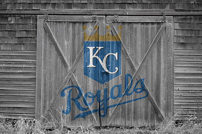 Kansas City Royals Art Print