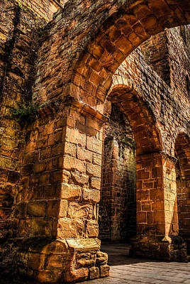 Kenilworth Castle Wall Art - Photograph - Kenilworth Castle by Viktor Jozsa