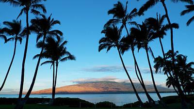 Kihei, Maui, Hawaii Art Print by Douglas Peebles