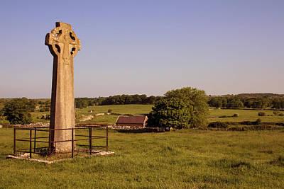 Kilfenora Celtic Cross Original by John Quinn