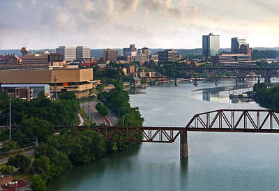 Photograph - Knoxville by Melinda Fawver