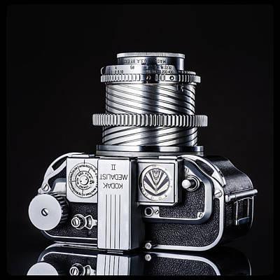 Kodak Medalist II Front View  Art Print