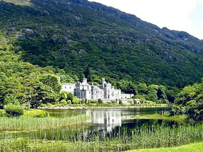 Photograph - Kylemore Abbey by Charlie and Norma Brock