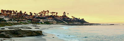 Photograph - La Jolla Cove  by Songquan Deng
