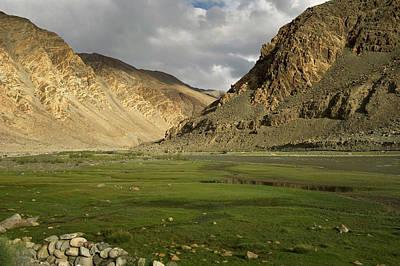 Himalaya Photograph - Ladakh, India The Landscapes by Jaina Mishra