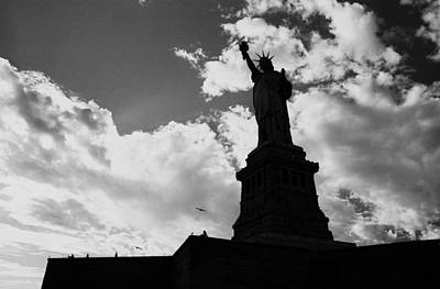 Photograph - Lady Liberty 15 by Allen Beatty