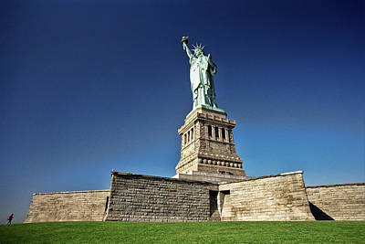 Photograph - Lady Liberty    2 by Allen Beatty