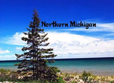 Photograph - Lake Huron by Gary Wonning
