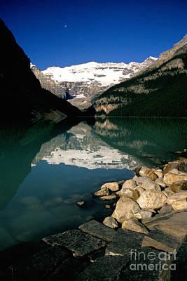 Landscape Photograph - Lake Louise Iv by Sharon Elliott
