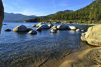 Lake Tahoe Beauty Art Print
