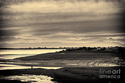 Landscape Waterfoot Solway Firth Lakedistrict Hills Art Print