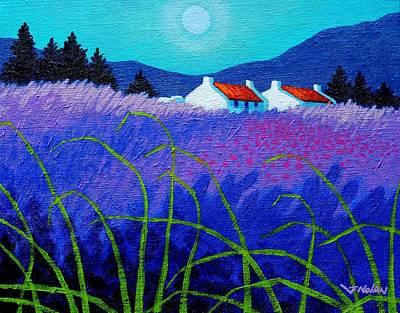 Lavender Field Original