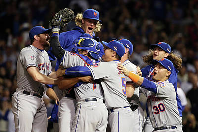 Photograph - League Championship Series - New York by Jonathan Daniel