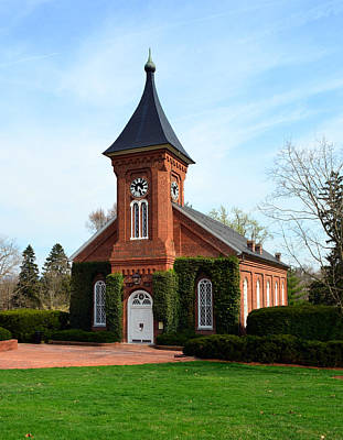 Photograph - Lee Chapel 2 by Cathy Shiflett