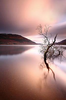 Loch Lomond Art Print by Grant Glendinning