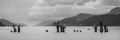 Photograph - Loch Ness From Dores  by Veli Bariskan