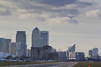 London City Airport Art Print
