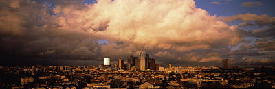 Thunderhead Photograph - Los Angeles Ca Usa by Panoramic Images