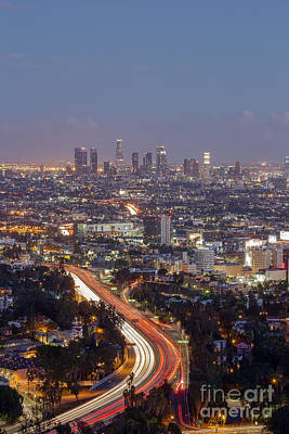 Photograph - Los Angeles by Shishir Sathe