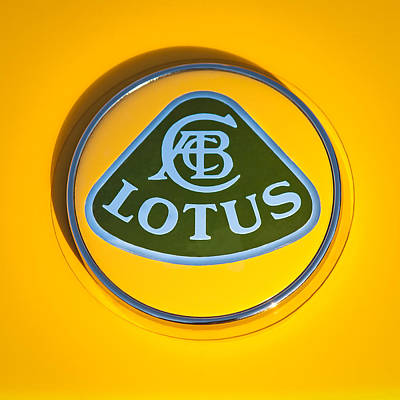Photograph - Lotus Emblem by Jill Reger