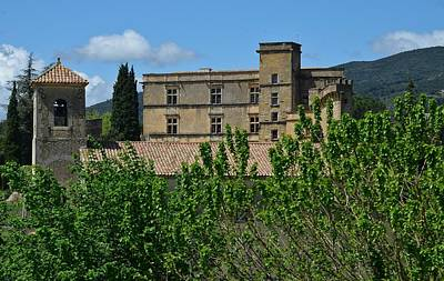 Photograph - Lourmarin Castle by Dany Lison
