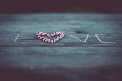 Photograph - Love by Aldona Pivoriene