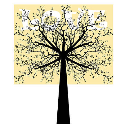 Love Tree Original by IB Photo