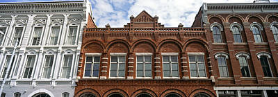 Montgomery Photograph - Low Angle View Of Buildings by Panoramic Images