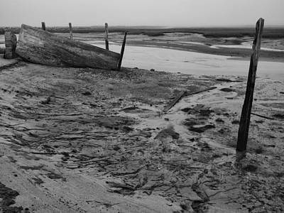 Photograph - Low Tide by Pamela Hodgdon
