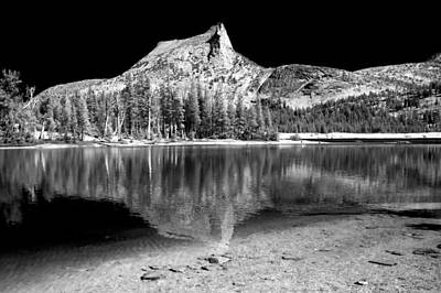 Yosemite California Photograph - Lower Cathedral Lake by Cat Connor