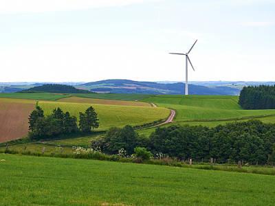 Photograph - Luxemburg Views by Jouko Lehto