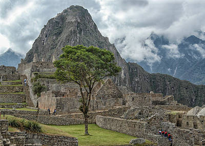 Photograph - Machu Picchu - 3 by Alan Toepfer